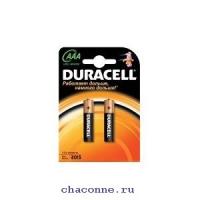 Батарейка Duracell LR03 AAA Basic